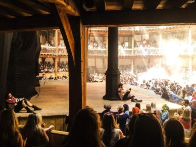 Titus Andronicus - The Globe Theatre