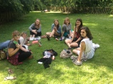 Picnic in Holland Park